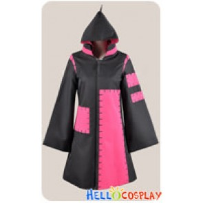 Vocaloid 2 Cosplay Tokyo Teddy Bear Kagamine Rin Black Pink Costume