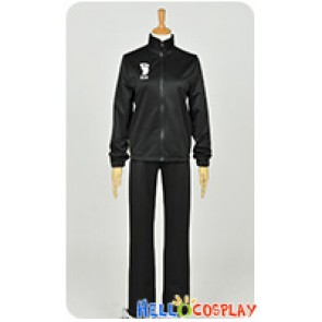 Haikyū Cosplay Volleyball Juvenile Karasuno High School Volleyball Club Uniform Costume
