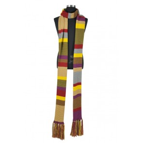 Doctor 4th Dr Scarf Fourth Tom Baker