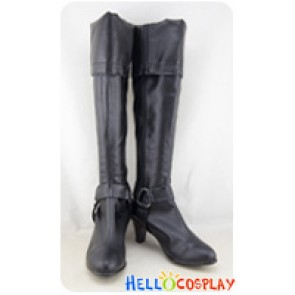 Axis Powers Hetalia APH Cosplay Shoes England Rosa Kirkland Boots