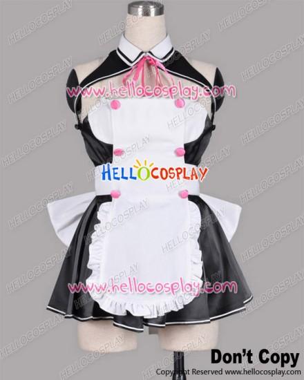 Dream C Club Cosplay Mian Girl Maid Uniform Costume
