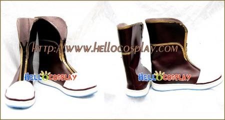 Ragnarok Online Cosplay High Wizard Short Boots