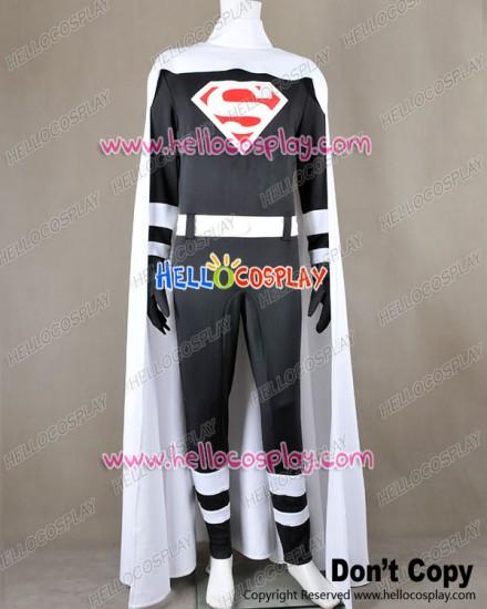 Superman Cark Kent Cosplay Costume Cape White