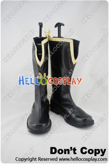 Tales Of Vesperia Cosplay Yuri Lowell Boots