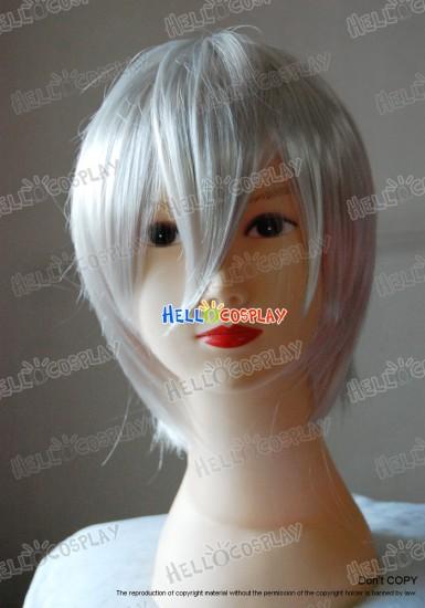Bleach 3rd Division Captain Ichimaru Gin Cosplay Wig