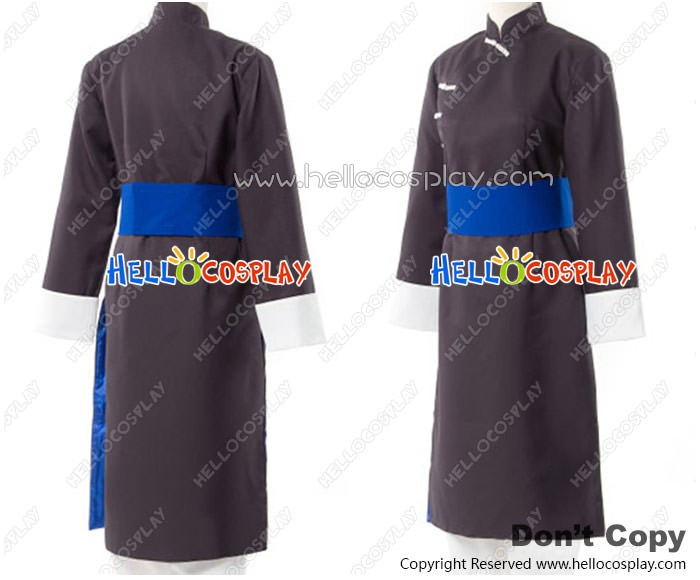 Gintama Silver Soul kamui Cosplay Costume