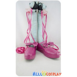My Little Pony Cosplay Shoes Pinkie Pie Shoes