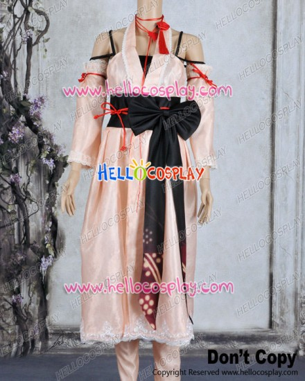Vocaloid 2 Project DIVA Extend Cosplay Meiko Costume Dress