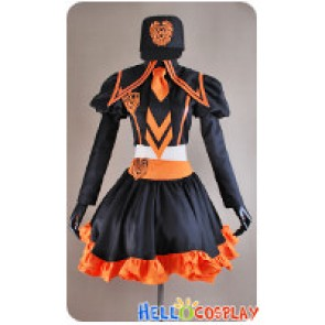 Vocaloid Love Philosophia Cosplay Kagamine Rin Costume