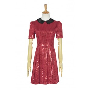 Doctor 8 Clara Oswald Dress Cosplay Costume