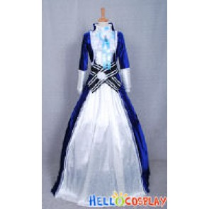 Vocaloid 2 The Seven Deadly Sins Kaito Cosplay Dress