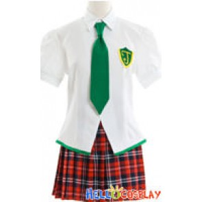 The Neon Genesis Evangelion Mari Illustrious Makinami Uniform
