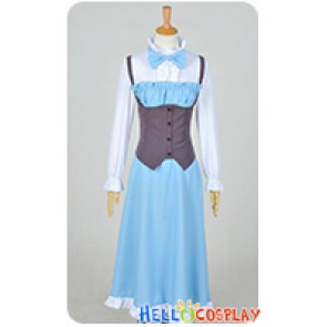 Akame Ga Kill Cosplay Aria Dress Costume