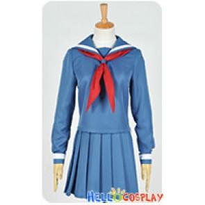 Case Closed Meitantei Conan Cosplay Magic Kaito Akako Koizumi School Uniform Costume