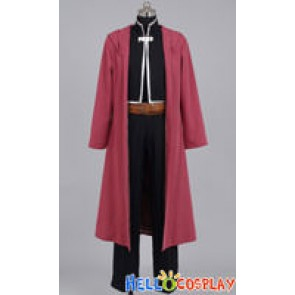 Full Metal Alchemist Cosplay Edward Elric Costume