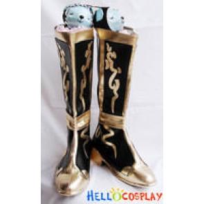 Dynasty Warriors Cosplay Sima Yi Boots