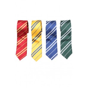 Harry Potter Tie Four House ties 4 Color Package