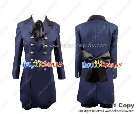 Black Butler 2 Cosplay Ciel Phantomhive OP Costume