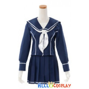 LovePlus Cosplay Towano High School Winter Uniform Costume