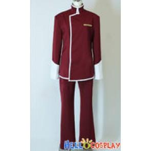 Mobile Suit Gundam SEED Destiny Cosplay Academy Staff Uniform