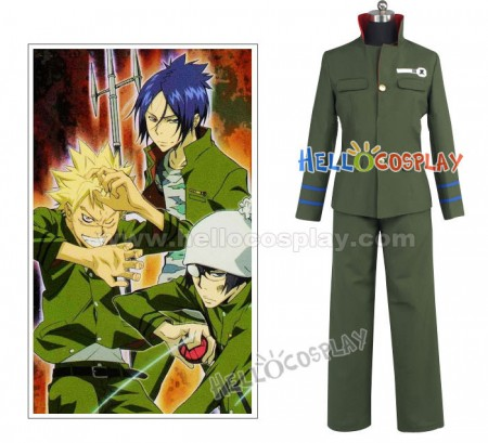Katekyo Hitman Reborn Kokuyo Junior High Uniform