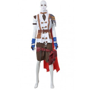 Final Fantasy XIII 13 Cosplay Lightning Costume
