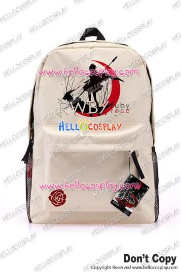 RWBY Cosplay Ruby Rose Bag