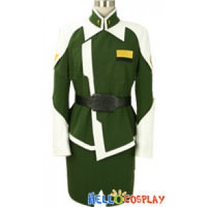 Z.A.F.T Female Military Uniform From Gundam Seed Destiny