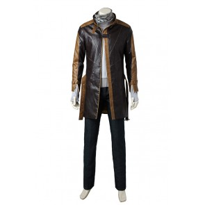Watch Dogs 1 Aiden Pearce Cosplay Costume Uniform