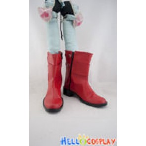 Dramatical Murder Cosplay Shoes Mizuki Short Boots