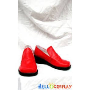 Touhou Project Cosplay Aya Syameimaru Red Shoes
