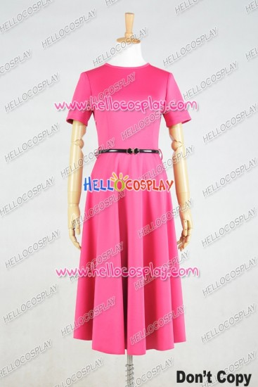 Lolita Dress Daily Gothic Lady Party Pink Dress Cosplay Costume