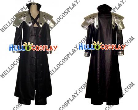 Final Fantasy Sephiroth Cosplay Costume