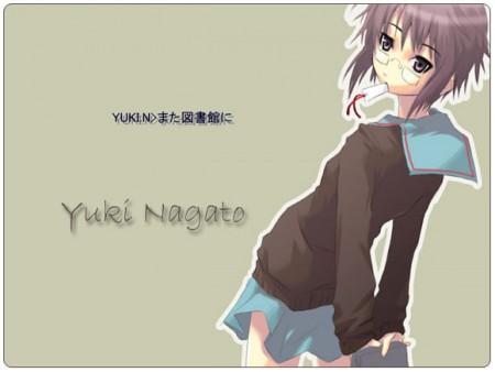 The melancholy of Haruhi Suzumiya Cosplay Yuki Nagato Costume