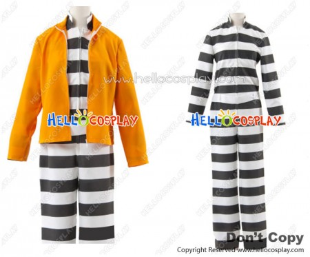 Lucky Dog 1 Cosplay Luchino Gregoretti Prisoner Costume