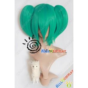 Vocaloid Hatsune Miku Cosplay Short Wig