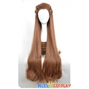 The Hobbit The Lord Of The Rings Elf Tauriel Cosplay Wig