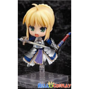 Fate Stay Night Saber Fingure Q Version