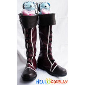 Vocaloid 2 Cosplay Romeo And Cinderella Kagamine Rin Len Boots