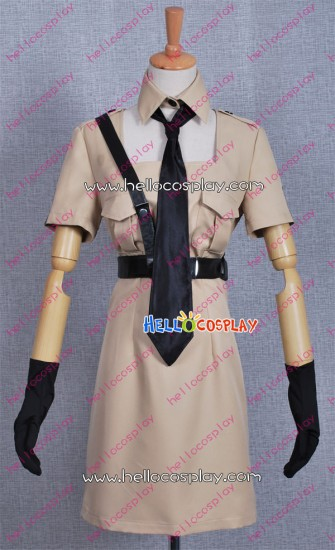 Axis Powers: Hetalia Cosplay Nyotalia North Italy Female Costume