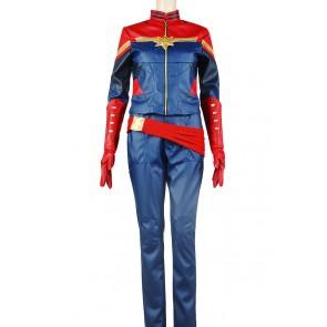 Captain Marvel Cosplay Carol Danvers Costume