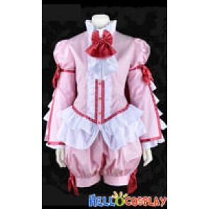 Black Butler Cosplay Elisabeth Midford Costume Pink