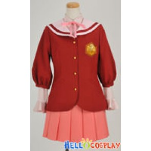 Kami nomi zo Shiru Sekai Cosplay Girl Uniform