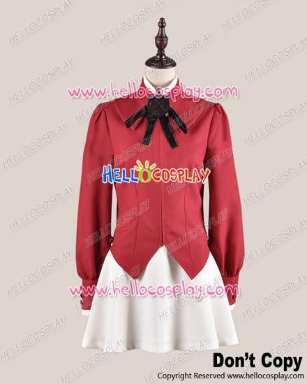 Fate Zero Cosplay Irisviel Von Einzbern Plain Costume