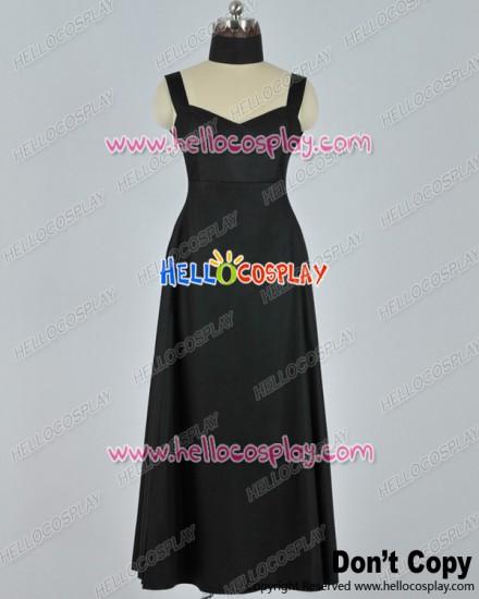 PUPA Cosplay Maria Black Dress Costume