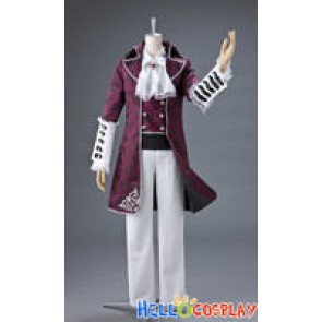 Vocaloid 2 The Seven Deadly Sins Kamui Gakupoid Costume