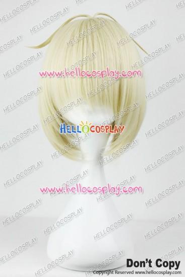 Blue Exorcist Shiemi Moriyama Cosplay Wig