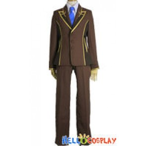 Lux Pain Cosplay Kisaragi High School Boy Uniform