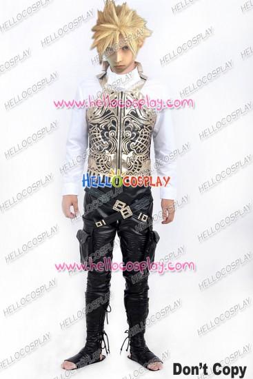 Final Fantasy XII Cosplay Balthier Balflear Costume