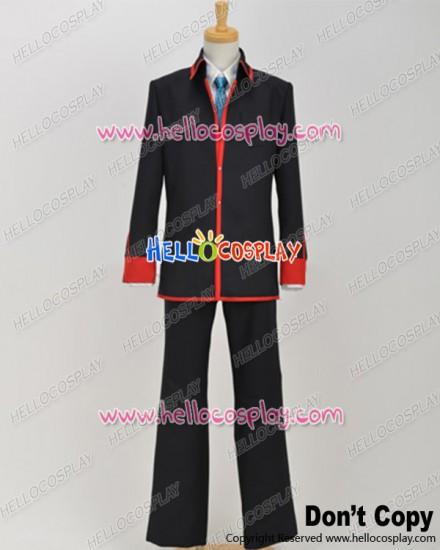 Little Busters Cosplay Kyousuke Natsume Boy Uniform Costume
